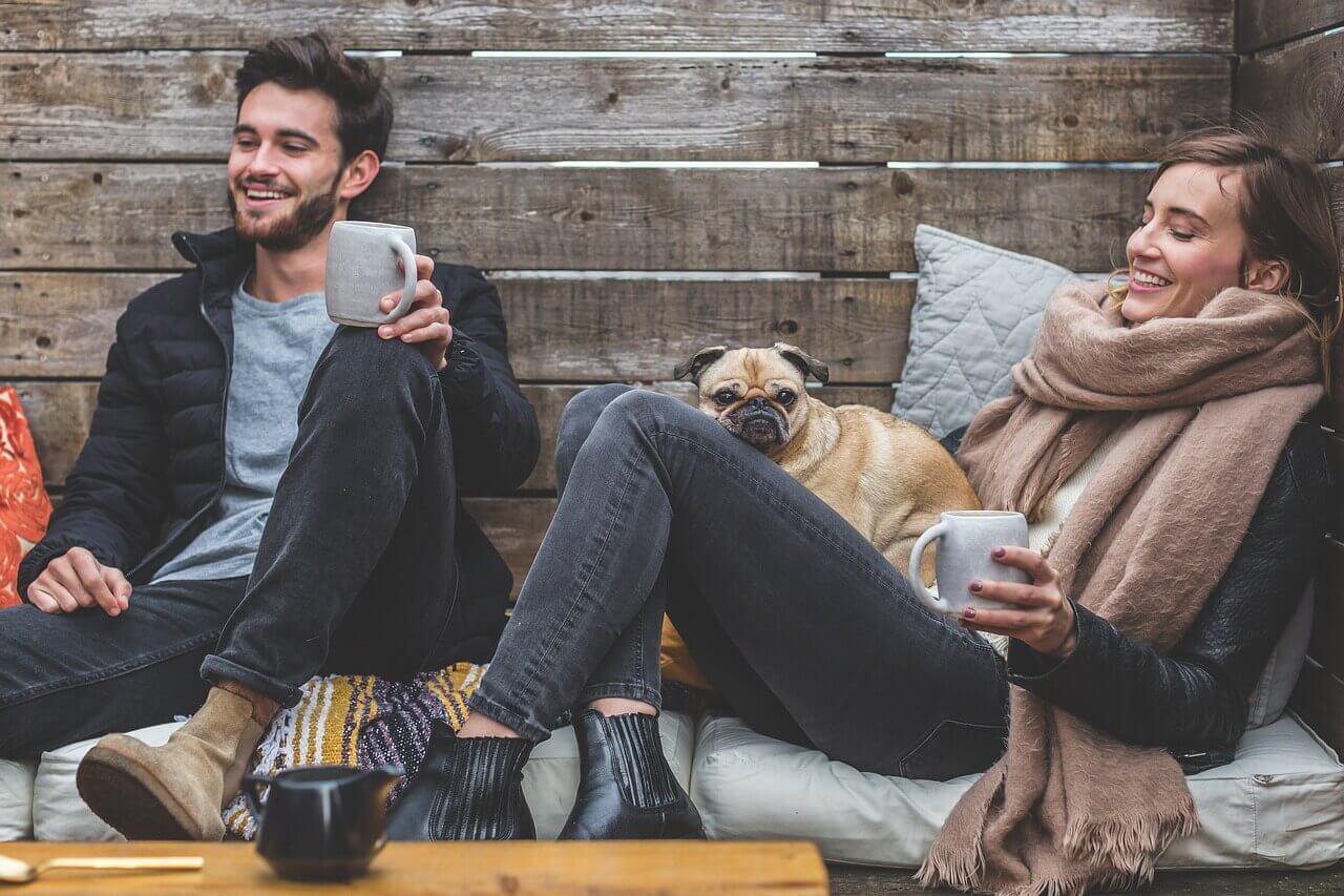 Кои се петте фази во романтичните врски?